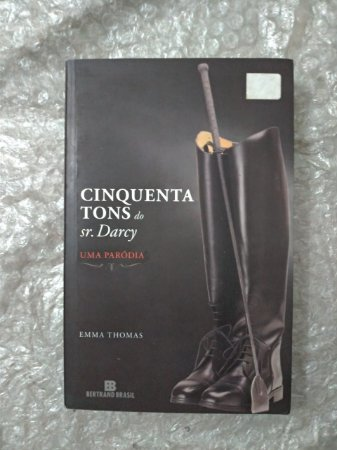 Cinquenta Tons do Sr. Darcy - Emma Thomas (marcas)