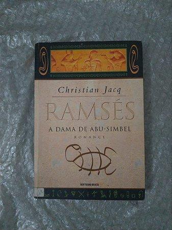 Ramsés: A Dama De Abu-Simbel - Christian Jacq