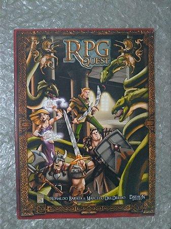 RPG Quest - Ronaldo Barata e Marcelo DelDebbio