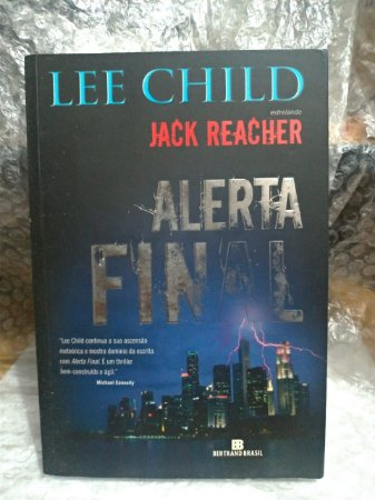 Alerta Final - Lee Child