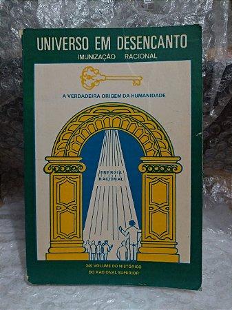 Universo em Desencanto volume: 34 - Racional Superior