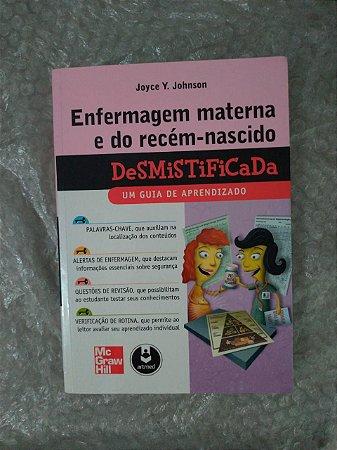 Enfermagem Materna e do Recém-Nascido - Joyce Y. Johnson