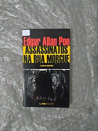 Assassinatos na Rua Morgue - Edgar Allan Poe - Pocket (marcas)