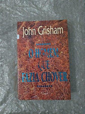 O Homem que fazia Chover... - John Grisham (marcas)