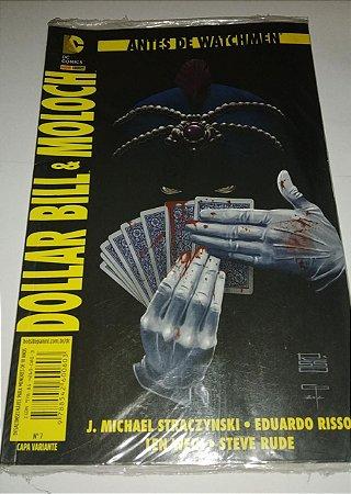 Antes de Watchmen - Dollae Bill e Mooch - vol. 7