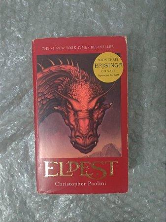 Eldest - Christopher Paolini Pocket (Leitura em Inglês)