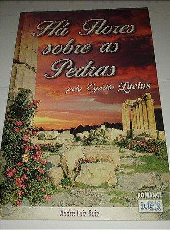 Há flores sobre as pedras - André Luiz Ruiz - Pelo espírito Lucius