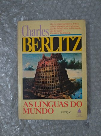As Línguas do Mundo - Charles Berlitz