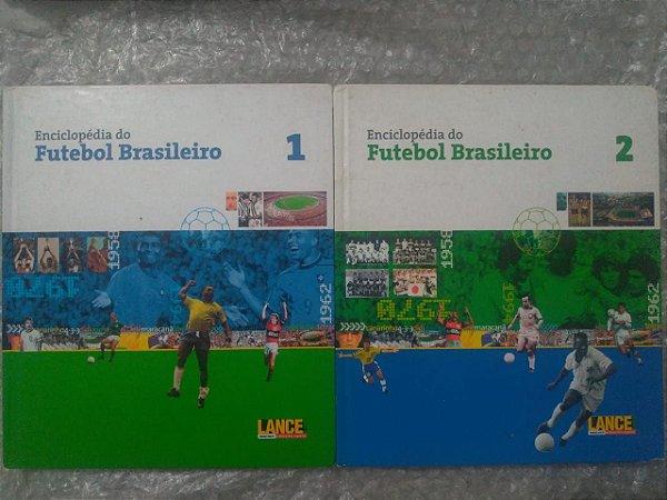 Enciclopédia do Futebol Brasileiro 1 e 2 - Lance!