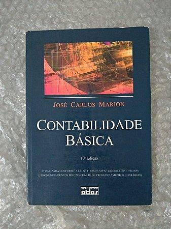 Contabilidade Básica - José Carlos Marion