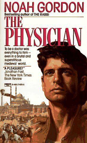 The Physician - Noah Gordon (Em inglês)