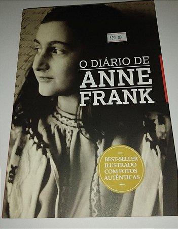 O Diário de Anne Frank - Ilustrado