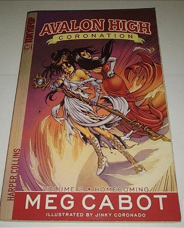 Coronation - avalon High - Meg Cabot vol. 2 Mangá em inglês