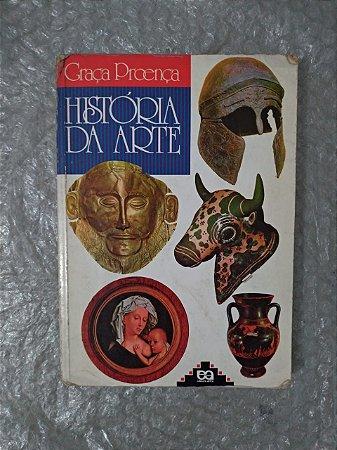 História da Arte - Graça Proença (ano 2000)