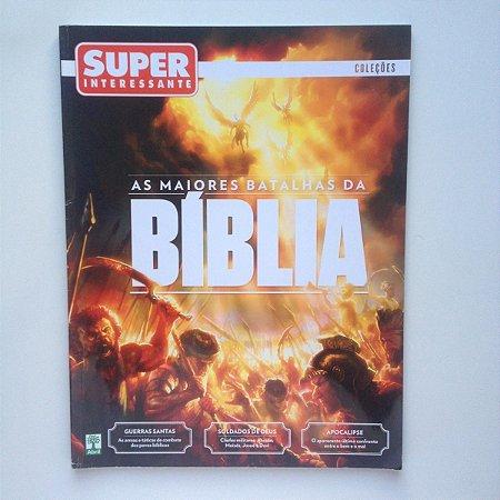 As maiores batalhas da Bíblia - Revista Super Interessante