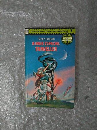 RPG A Nave Espacial Traveller - Steve Jackson