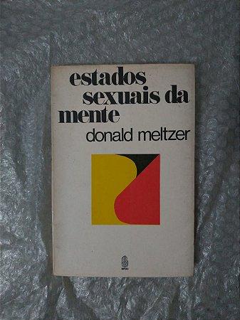 Estados Sexuais da Mente - Donald Melter