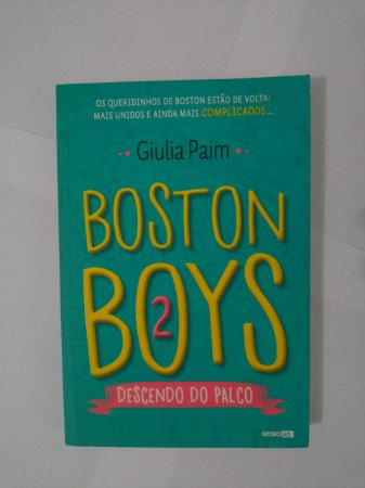 Boston Boys 2 - Giulia paim