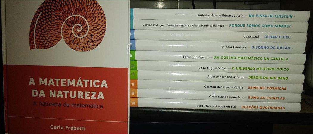 Coleção Descobrir a ciência - Edição Portuguesa - 11 volumes