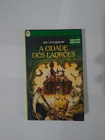 A Cidade dos Ladrões - Ian Livingstone (RPG)