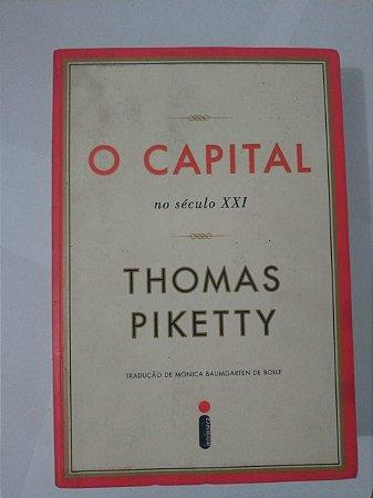 O Capital no XXI - Thomas Piketty