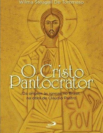 O Cristo Pantocrator - Wilma Steagall de Tommaso