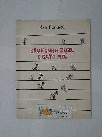 Bruxinha Zuzu e Gato Miú - Eva Furnari