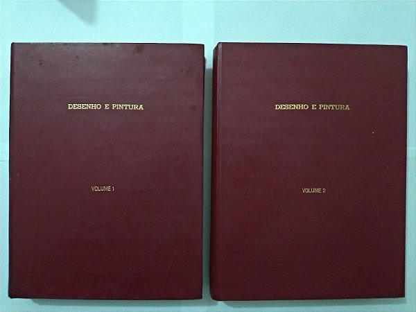 Coleção Desenho e Pintura - Volumes 1 e 2