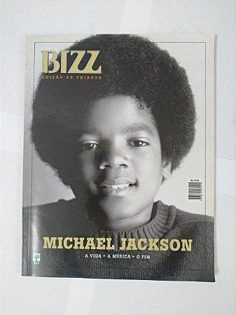 Michael Jackson: A Vida, A Musica, O Fim - Bizz
