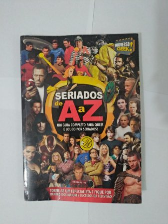 Seriados de A a Z - Fernando OZ