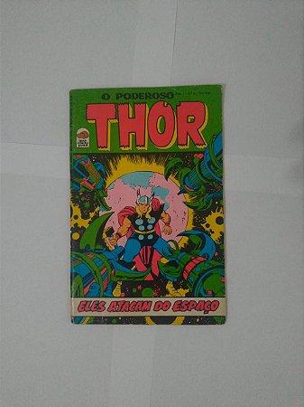 O Poderoso Thor - Vol. 3: Eles Atacam no Espaço