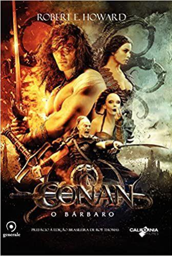 Conan: O bárbaro - Robert E. Howard