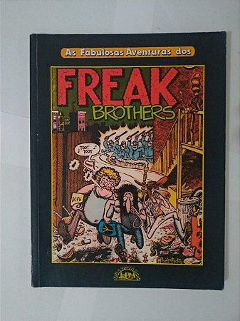 As Fabulosas Aventuras dos Freak Brothers - Gilbert Shelton