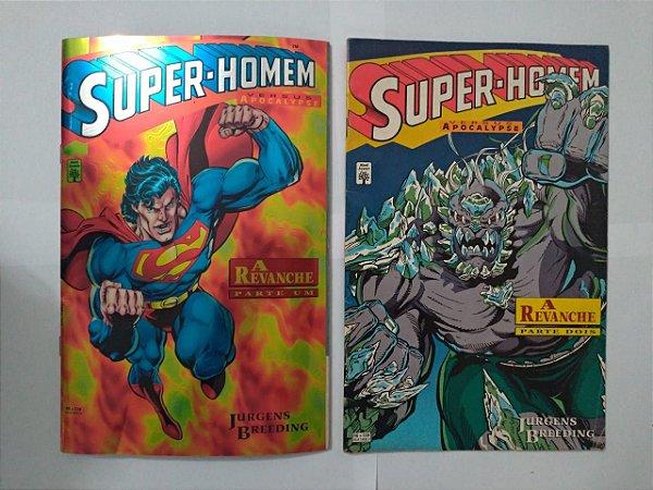 Super-Homem Versus Apocalypse: A Revanche (Parte 1 e 2)