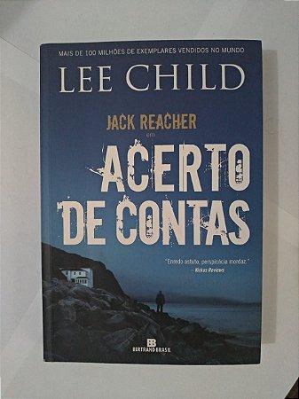 Jack Reacher em Acertos de Contas - Lee Child