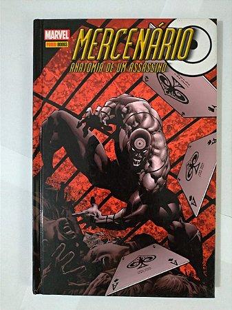 Mercenário: Anatomia de um Assassino - Marvel