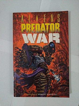 Aliens Vs Predator - War (Leitura em Inglês)