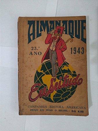 Almanaque Eu Sei de Tudo 23º ano - 1943