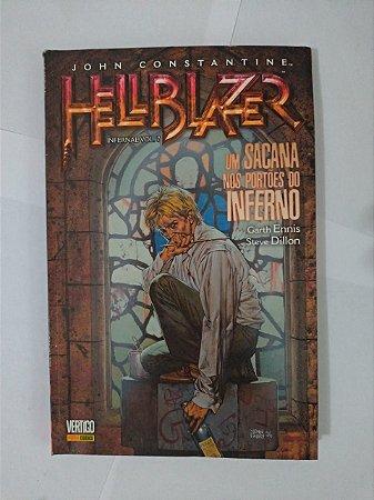 John Constantine, Hellblazer - Infernal Vol. 7 - Garth Ennis e Steve Dillon