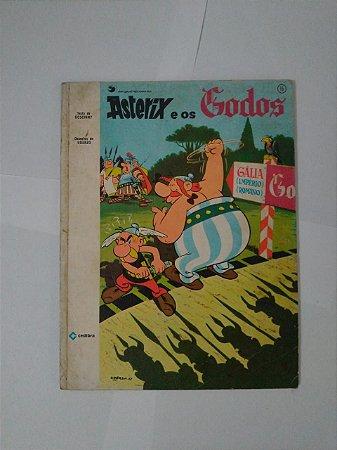 Asterix e os Godos - R. Goscinny e A. Uderzo