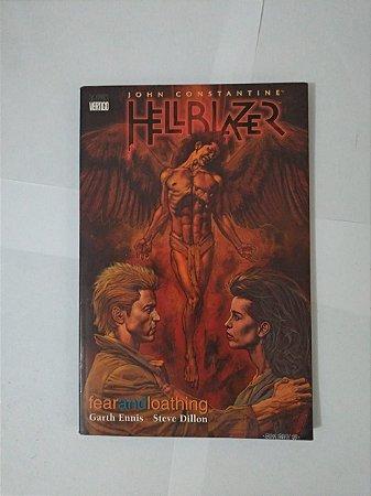 John Constantine, Hellblazer - Fear and Loathing - Garth Ennis e Steve Dillon