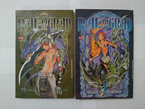 Mangá Blue Dragon RaloGrad - Vols. 1 e 2
