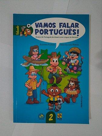 Vamos Falar Português- Susanna Florissi e Anna Claudia Ramos