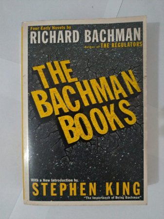 The Bachman Books - Richard Bachman e Stephen King (Leitura em Inglês)