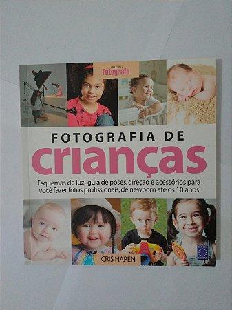 Fotografia das Crianças - Cris Hapen