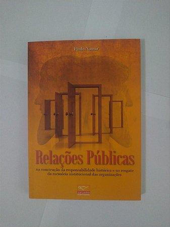 Relações Públicas - Paulo Nassar