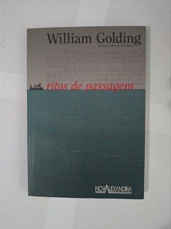 Ritos de Passagem - William Golding
