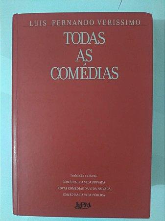 Todas as Comédias  - Luis Fernando Verissimo
