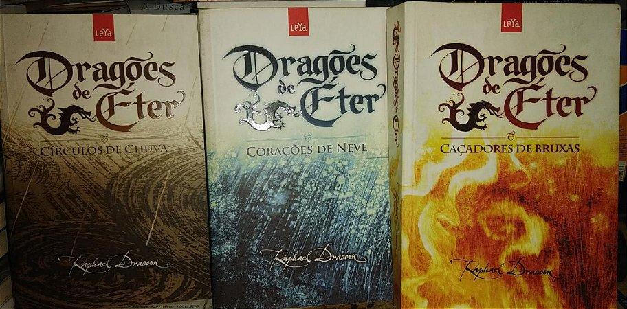Dragões de Éter - Trilogia - Raphael Draccon