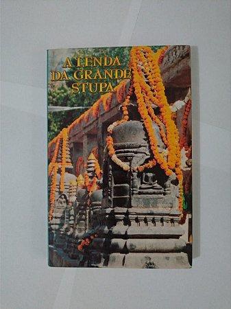 A Lenda da Grande Stupa - Pandma Sambhava e Yeshe Tsogyal